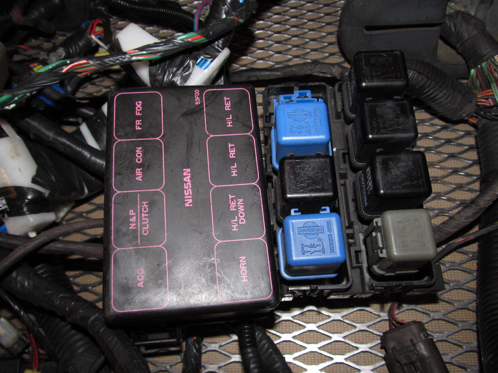 Nissan 240sx Fuse Box Start Building A Wiring Diagram 1990 1996 Another Blog About U2022 Rh Ok2 Infoservice Ru 1989