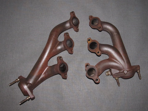05 06 07 08 09 10 Ford Mustang 4.0 V6 OEM Exhaust Manifold - Set