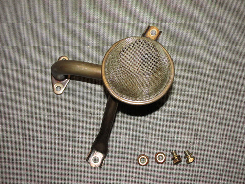 90 91 92 93 Toyota Celica 1.6L 4AFE OEM Engine Pump Screen Strainer