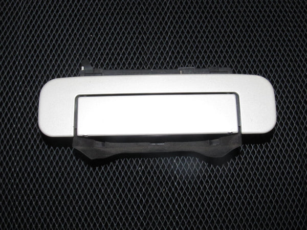 96-01 Audi A4 OEM Pearl White Exterior Door Handle - Rear Right