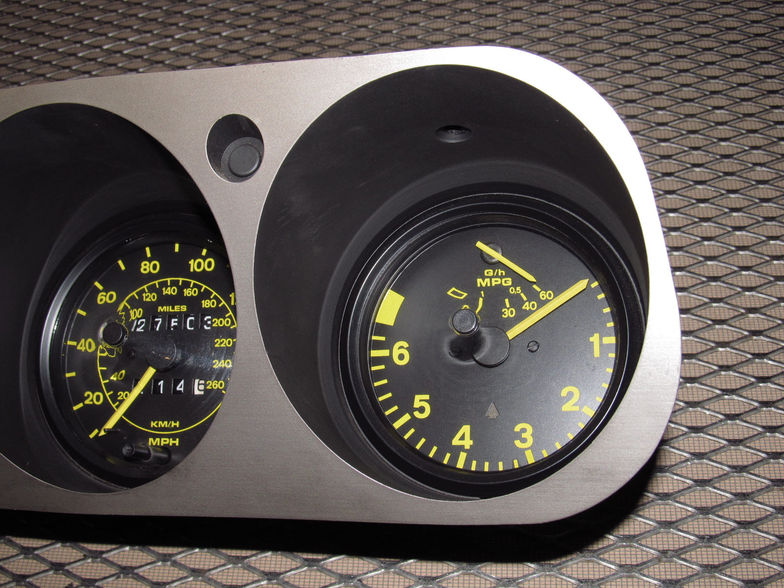 Funky Porsche 911 89 Speedometer Wiring Ensign - Electrical and ...