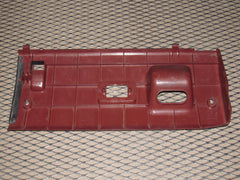 79 80 Datsun 280zx OEM Left Dash Lower Panel Cover