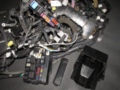 03-04 Infiniti G35 Sedan OEM Engine & A/T Transmission Wiring Harness