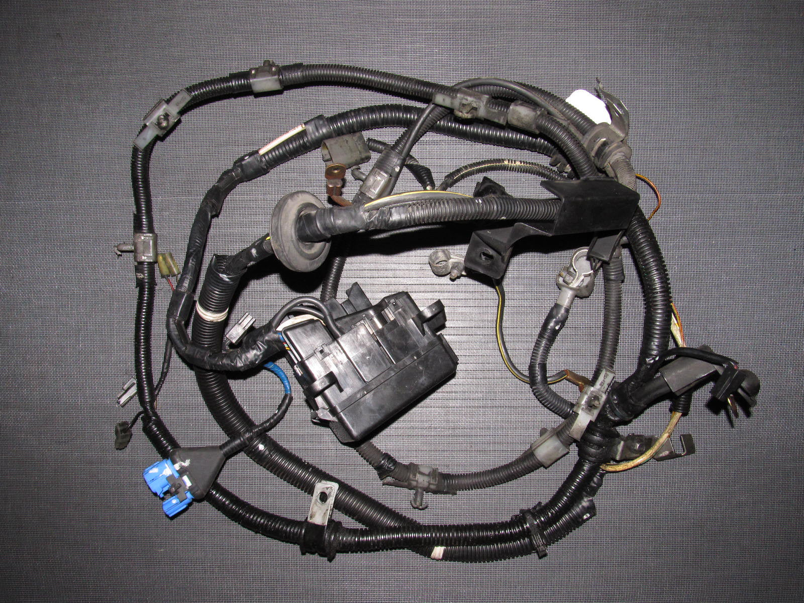 90 91 92 93 Mazda Miata Fuse Box Transmission Engine Wiring Main Harness
