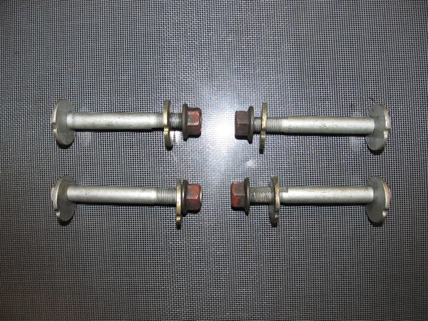 90-93 Miata Dash OEM Front Alignment Bolts - Front Set