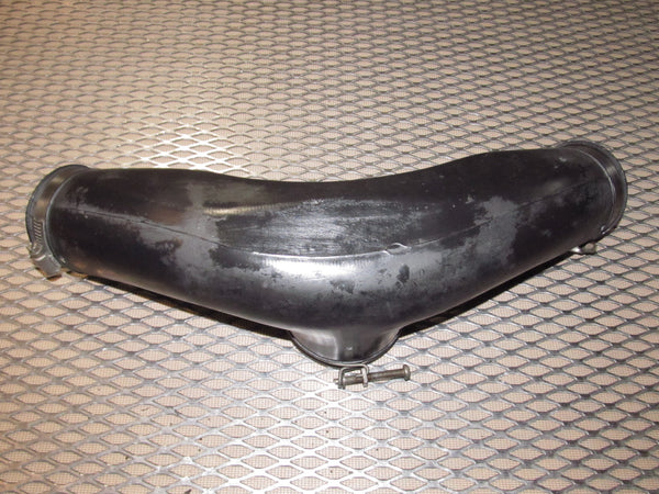 90-96 nissan 300zx oem intake air box t duct boot hose - na –  autopartone com