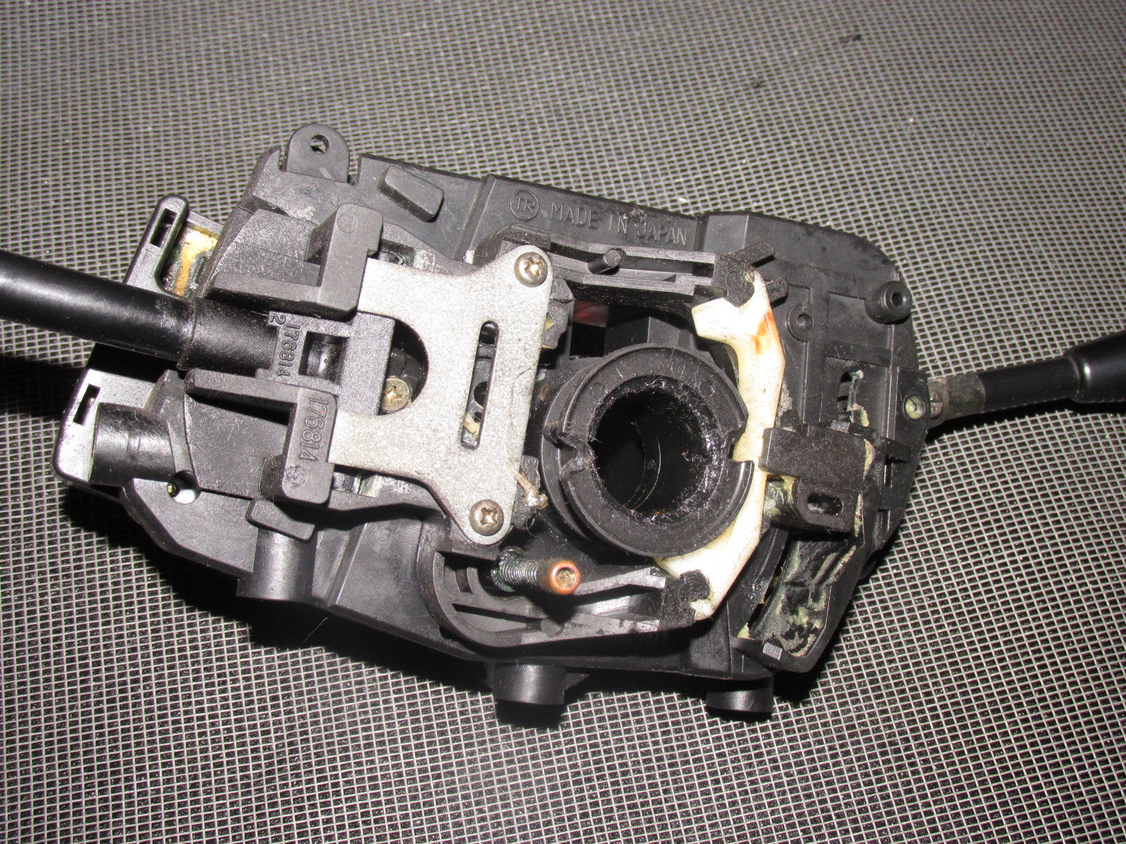 84 85 Mazda Rx7 13b Oem Headlight Wiper Combination Switch
