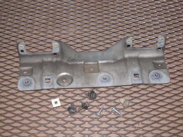 97 98 99 Mitsubishi Eclipse OEM Convertible Rear Bumper License Plate Mounting Bracket