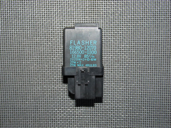 Toyota & Lexus Universal Flasher Relay 81980-12070