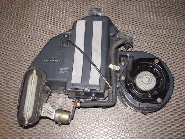 83-85 Porsche 944 OEM A/C Evaporator Core & Blower Motor on