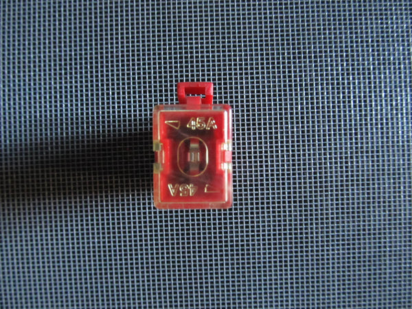 Universal 45A Pal Fuse - Red