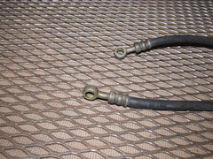97 98 99 Mitsubishi Eclipse OEM Front Brake Hose - Set