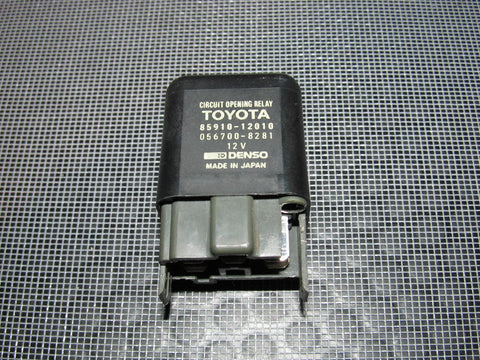 Toyota & Lexus Universal Circuit Opening Relay 85910-12010 with Harness