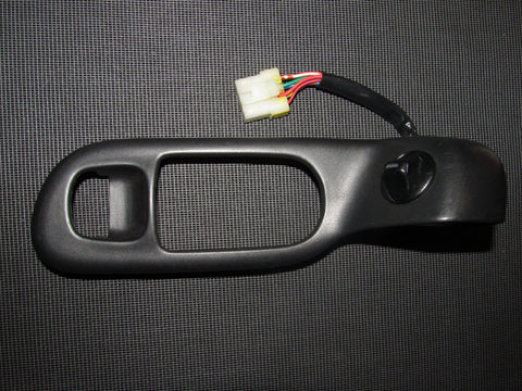 90 91 92 93 94 95 96 Infiniti Q45 OEM Window Switch & Bezel Rear Left