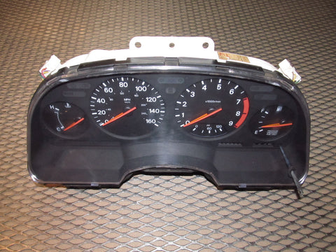 1991 Nissan 300zx OEM Instrument Cluster Speedometer - NA - M/T