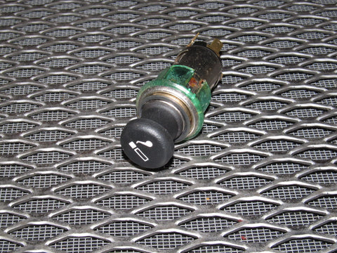 99 00 Mazda Miata OEM 12v Adapter & Lighter