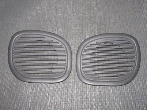 95-99 Subaru Impreza Outback OEM Speaker Grille - Rear Set