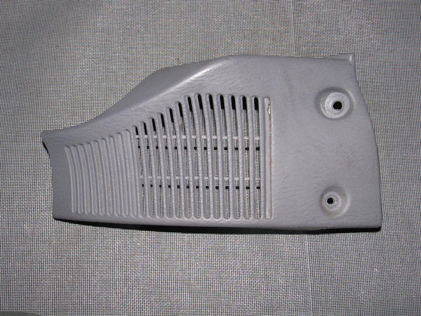 95-99 Mitsubishi Eclipse OEM Gray Dash Speaker Grille - Right
