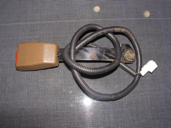 90-96 Nissan 300zx OEM Seat Belt Buckle - Front Right