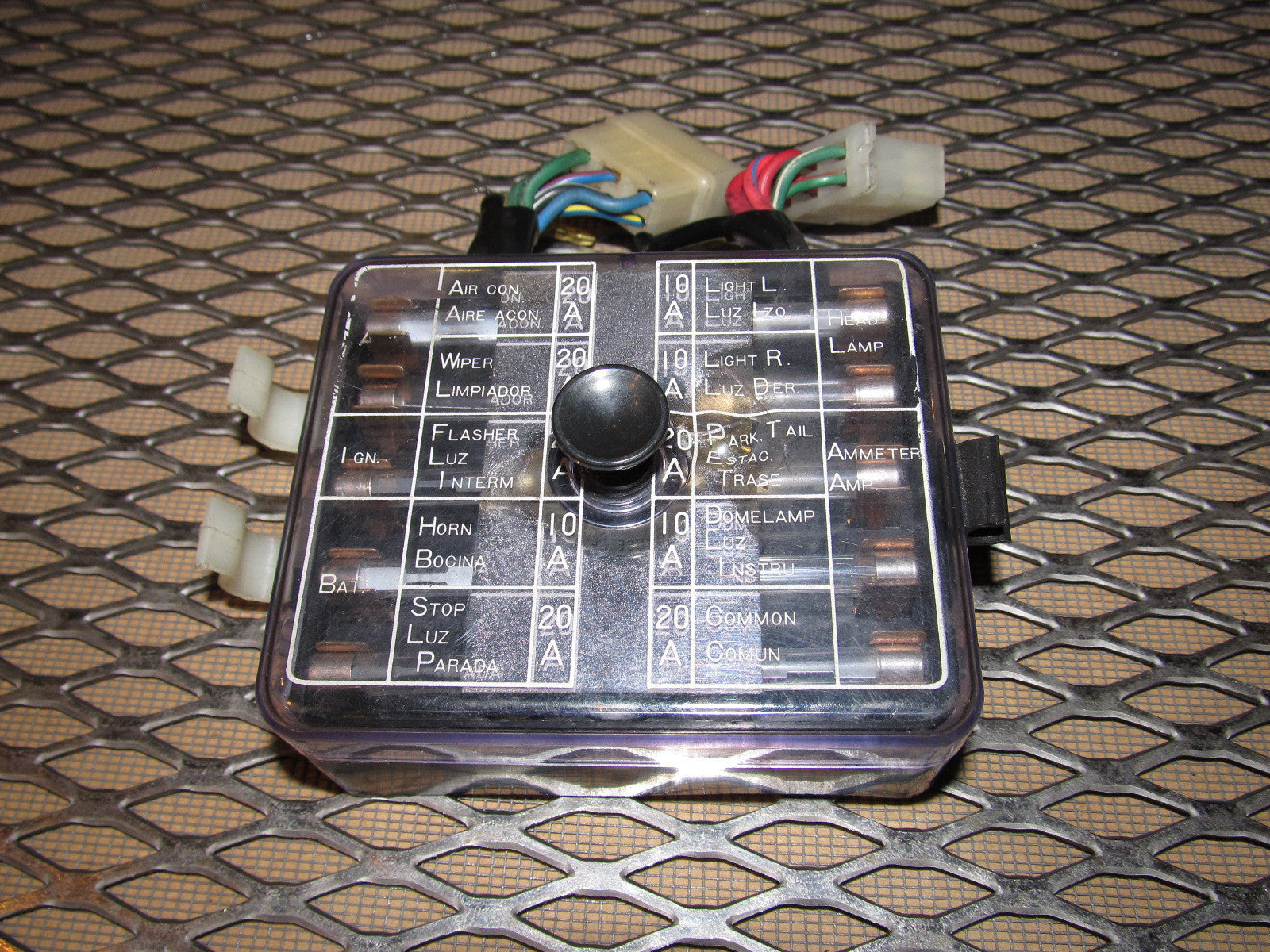 1973 Datsun 240z Fuse Box Circuit Wiring And Diagram Hub 25 Images 1969