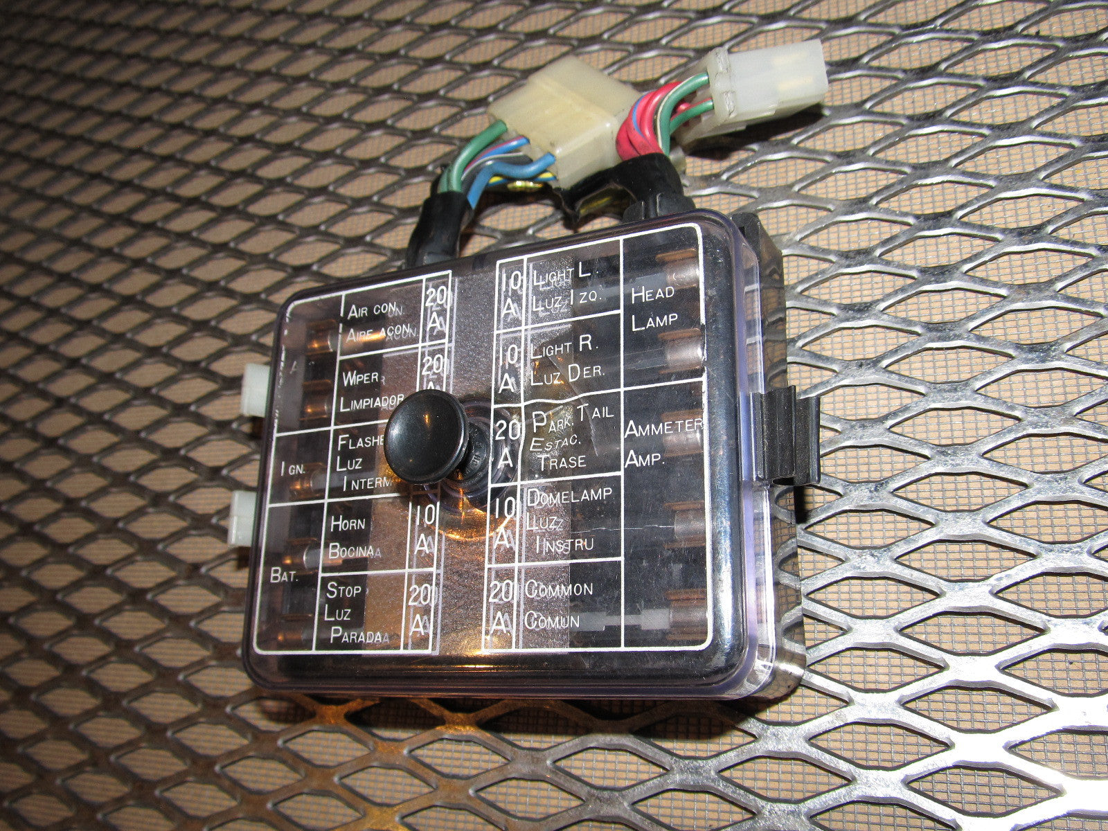 1969 Datsun Fuse Box Wiring Diagram Schematics 1600 240z Another Blog About U2022 Roadster