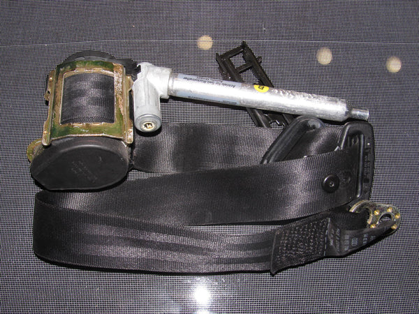 96-01 Audi A4 OEM Black Seat Belt - Front Right