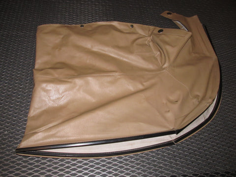 99 00 Mazda Miata Convertible Top Boot Cover