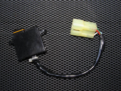 86.5-88 Toyota Supra OEM Black Automatic Transmission ECT Power Switch