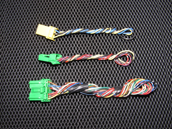 96-00 Honda Civic LX OEM Speedometer Harness Set