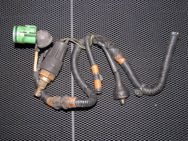 88-91 Honda CRX OEM Alternator Harness with Coolant Sensor