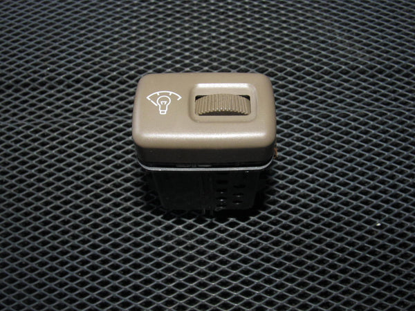 96-00 Honda Civic OEM Brown Dimmer Switch