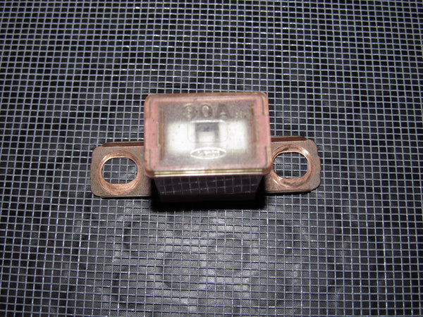 Universal 30A Pal Fuse - Red - 3/4 inch Bent