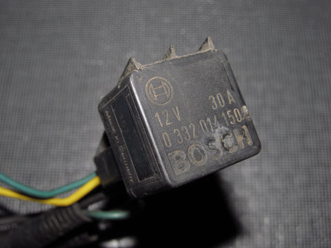 Mitsubishi Universal Relay 0332014150 12V 30A with Harness - Bosch