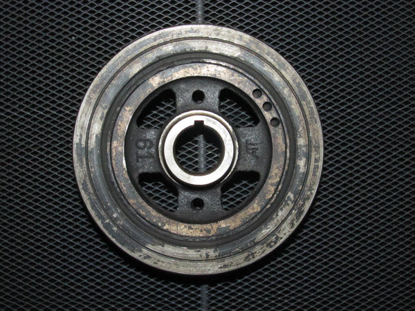 90-93 Celica ST 1.6L 4A-FE OEM Crankshaft Pulley