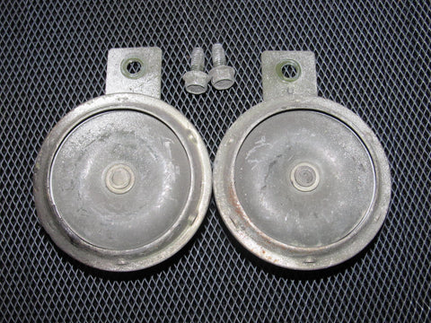 84-86 Nissan 300zx Exterior Engine Horn Set