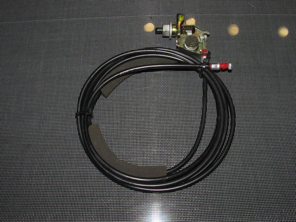 90-93 Toyota Celica OEM Gas Release Cable with Switch - Coupe