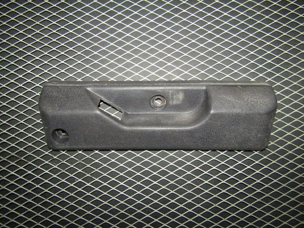 94 95 96 97 Mitsubishi 3000GT OEM Trunk Gas Door Release Cover Trim