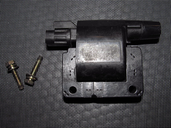 87-89 300zx Turbo Ignition Coil 22433-55S10 SMC-200 12V
