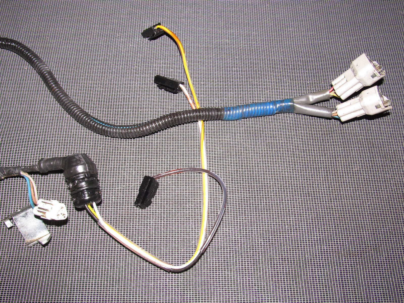 86 87 88 Toyota Supra Oem Turbo A T Solenoid Wiring Harness