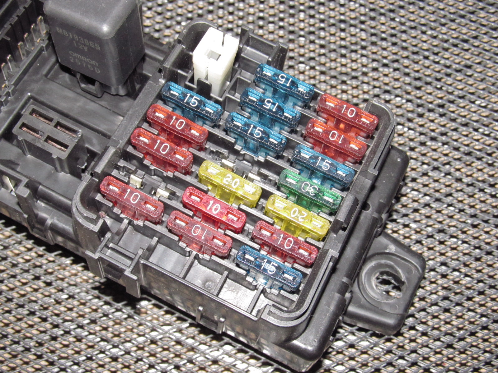 3000gt Fuse Box Wiring Library 91 Dodge Stealth 94 95 96 97 Mitsubishi Oem Interior