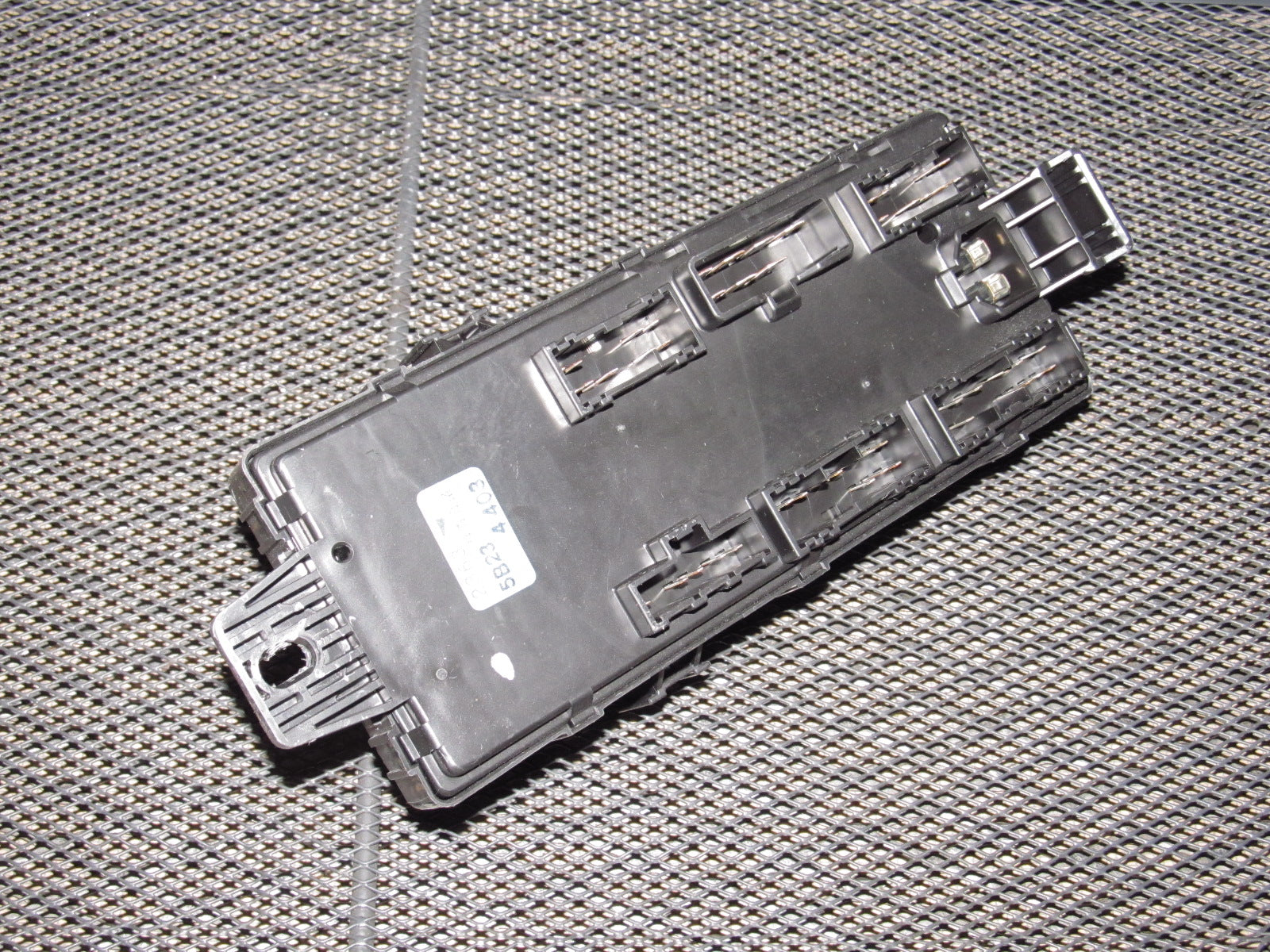 1990 Mitsubishi 3000gt Fuse Box Wiring Diagrams Data Base Audi A3 Interior 94 Electrical Rh Wiringforall Today On Nissan Almera For 95 96 97 Oem