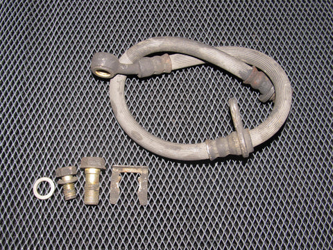 97 98 99 00 01 Honda Prelude Brake Hose - Rear