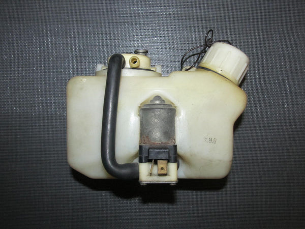 87-88 Mazda RX7 Turbo 2 Radiator Coolant Reservoir Over Flow Tank