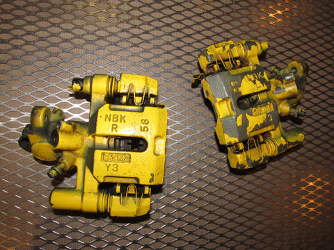 99 00 Mazda Miata OEM Brake Caliper - Rear Set