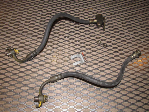 99 00 Mazda Miata OEM Brake Hose - Rear Set