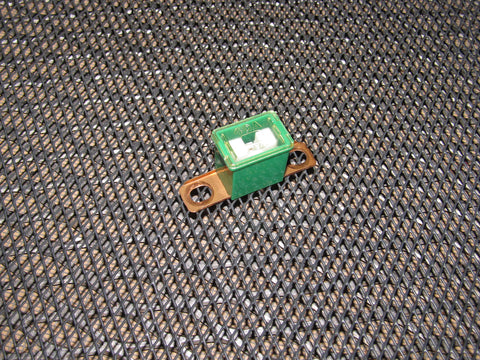 Universal 40A Green Pal Bent Fuse