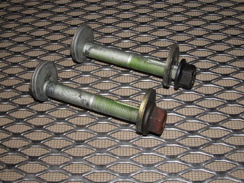 99 00 Mazda Miata OEM Alignment Camber Bolts - Rear Set