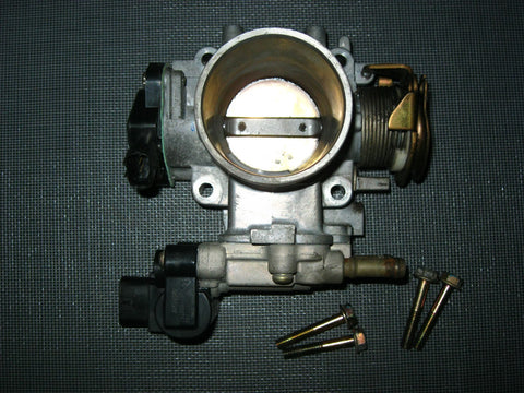 JDM 01-08 Honda Fit L13A i-Dsi A/T Throttle Body