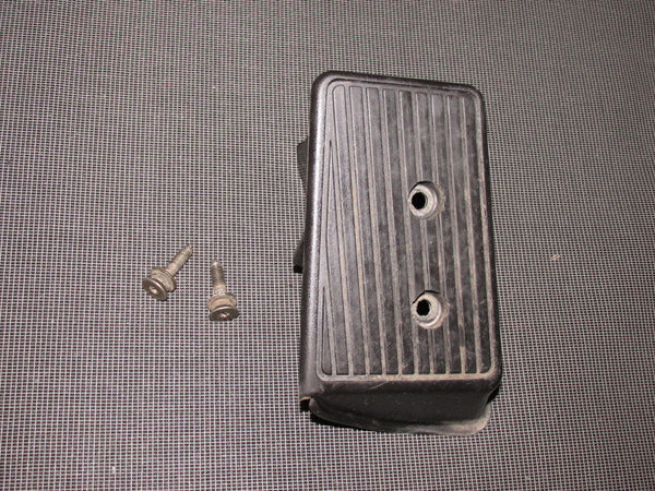 89 90 91 92 Toyota Supra OEM Foot Rest Dead Pedal