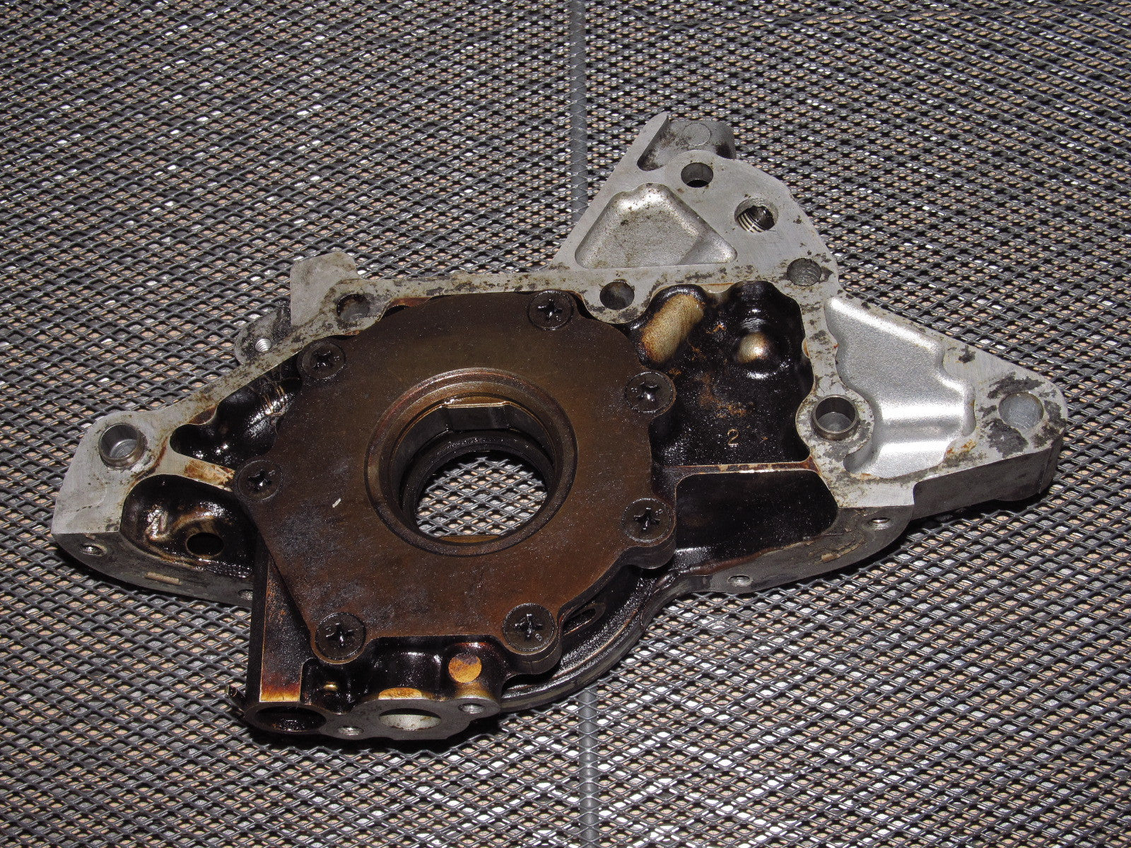 90 91 92 93 mazda miata oem engine oil pump autopartone 90 91 92 93 mazda miata oem engine oil pump publicscrutiny Gallery
